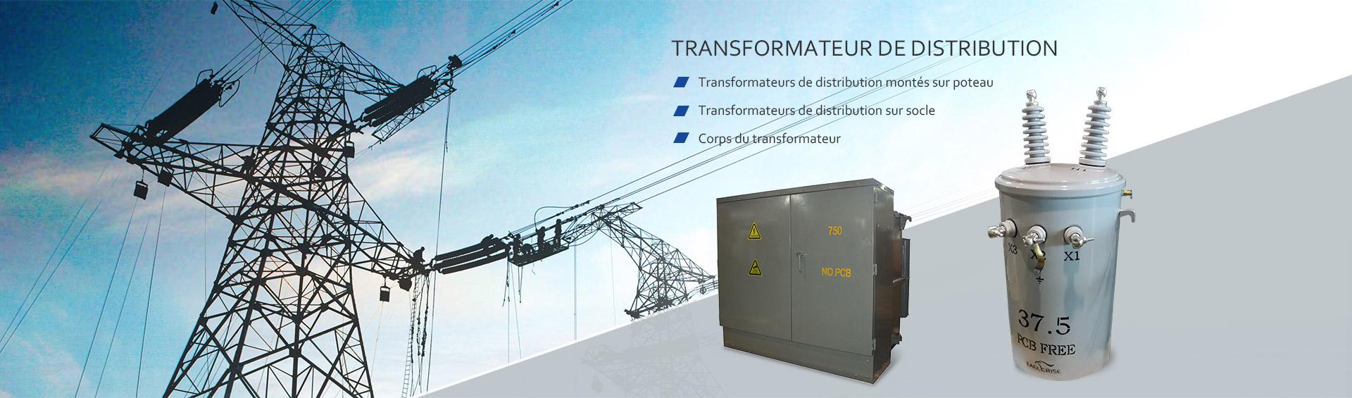 Transformateur de distribution