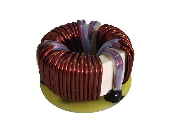 Round Wire Transformer Inductor